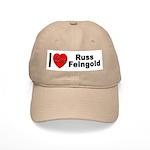 I Love Russ Feingold Cap