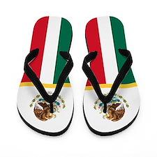 Mexican Mexico Mejico Mexicano Flip Flops