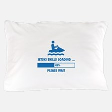 Jetski Skills Loading Pillow Case