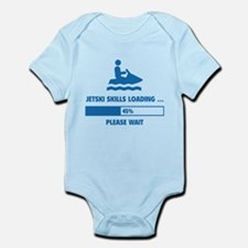 Jetski Skills Loading Infant Bodysuit