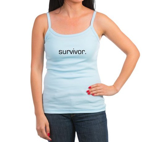 Survivor Jr. Spaghetti Tank