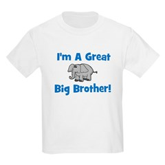 Great Big Brother Kids T-Shirt