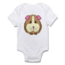 Brown Guinea Pig Infant Creeper