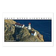 Pt. Reyes Lighthouse Postcards (Pack of 8)