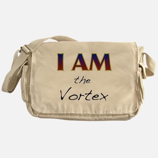 I AM the Vortex Messenger Bag