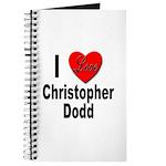 I Love Christopher Dodd Journal