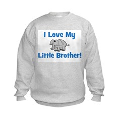 Love My Little Brother (eleph Sweatshirt