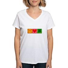 Peace Love New Mexico Shirt