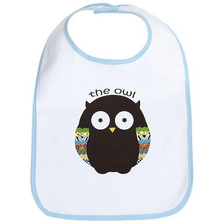 The Owl Bib