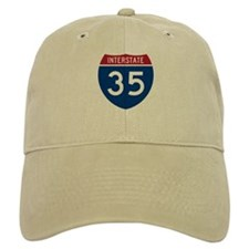 I-35 Baseball Cap