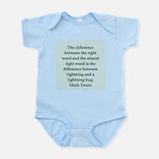 twain18.png Infant Bodysuit