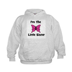 I'm The Little Sister (butter Hoodie