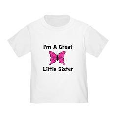 Great Little Sister (butterfl T