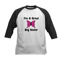 Great Big Sister (butterfly) Tee