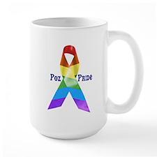 Poz Pride Mug