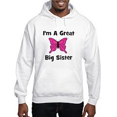 Great Big Sister (butterfly) Hoodie