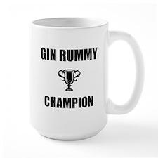 gin rummy champ Mug