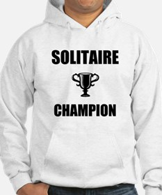 solitaire champ Hoodie