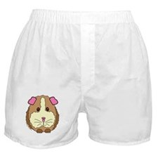 Brown Guinea Pig Boxer Shorts