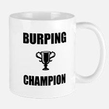 burping champ Mug