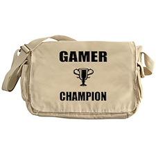 gamer champ Messenger Bag