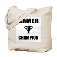 gamer champ Tote Bag