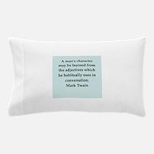 twain1.png Pillow Case
