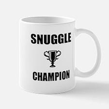 snuggle champ Mug