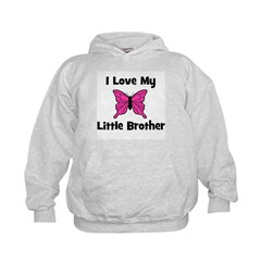 Love My Little Brother Hoodie
