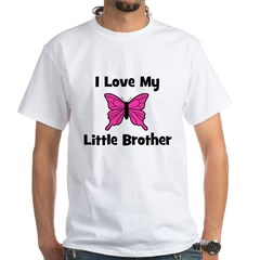 Love My Little Brother Shirt