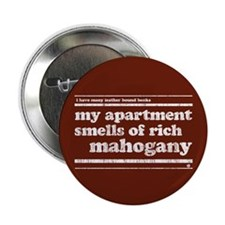 Mahogany Button