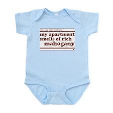 Mahogany Infant Creeper