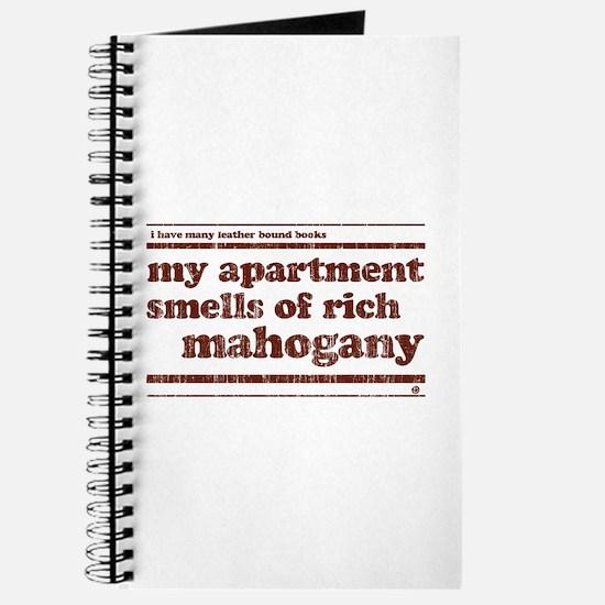 Mahogany Journal