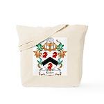 Luker Coat of Arms Tote Bag