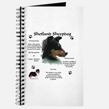 Sheltie 4 Journal