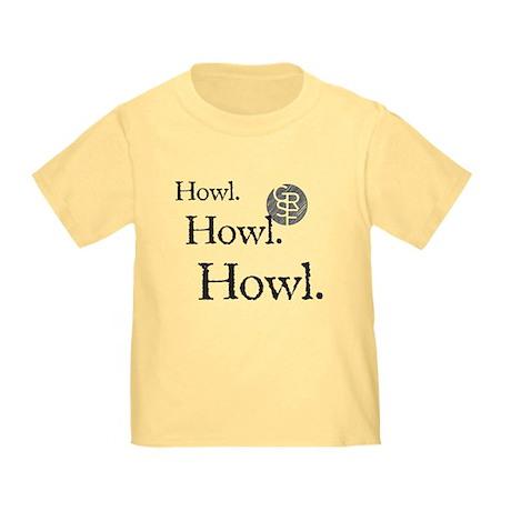 Howl Toddler T-Shirt