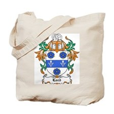 Lord Coat of Arms Tote Bag