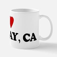I Love REDWAY Mug