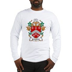 Longfield Coat of Arms Long Sleeve T-Shirt