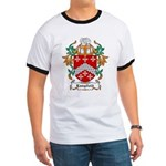 Longfield Coat of Arms Ringer T