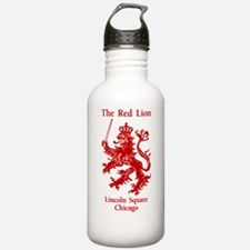 The Red Lion Lincoln Square Water Bottle