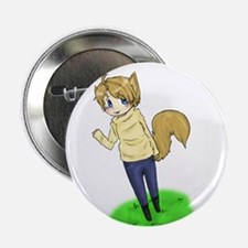"""APH - Werewolf Cutie 2.25"""" Button"""
