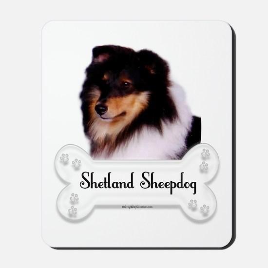 Sheltie 5 Mousepad