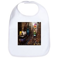 room with a view... TIMES SQUARE Bib