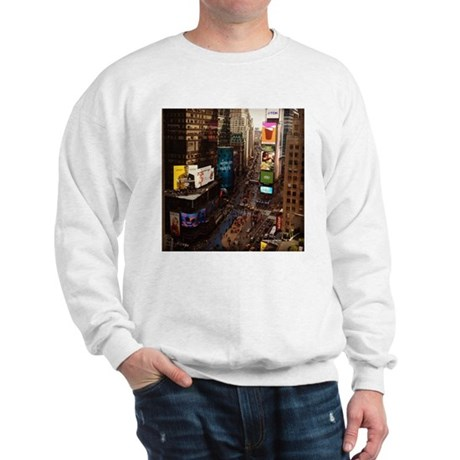 room with a view... TIMES SQUARE Sweatshirt