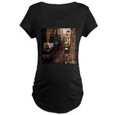 room with a view... TIMES SQUARE T-Shirt