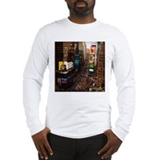 room with a view... TIMES SQUARE Long Sleeve T-Shi
