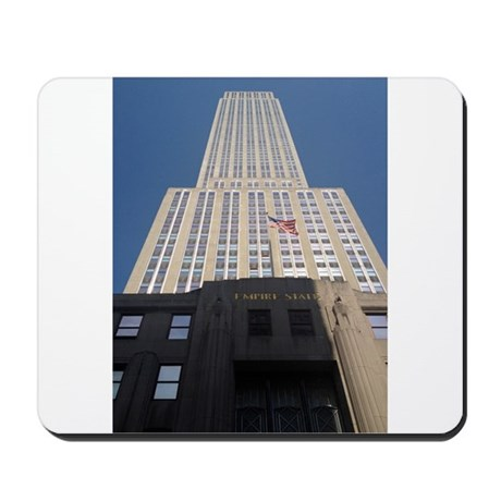 Empire State of Mind Mousepad