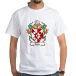 Locke Coat of Arms White T-Shirt