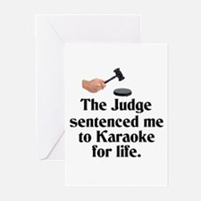 The Judge Greeting Cards (Pk of 10)